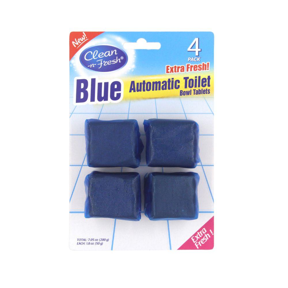 Blue Toilet Tablets