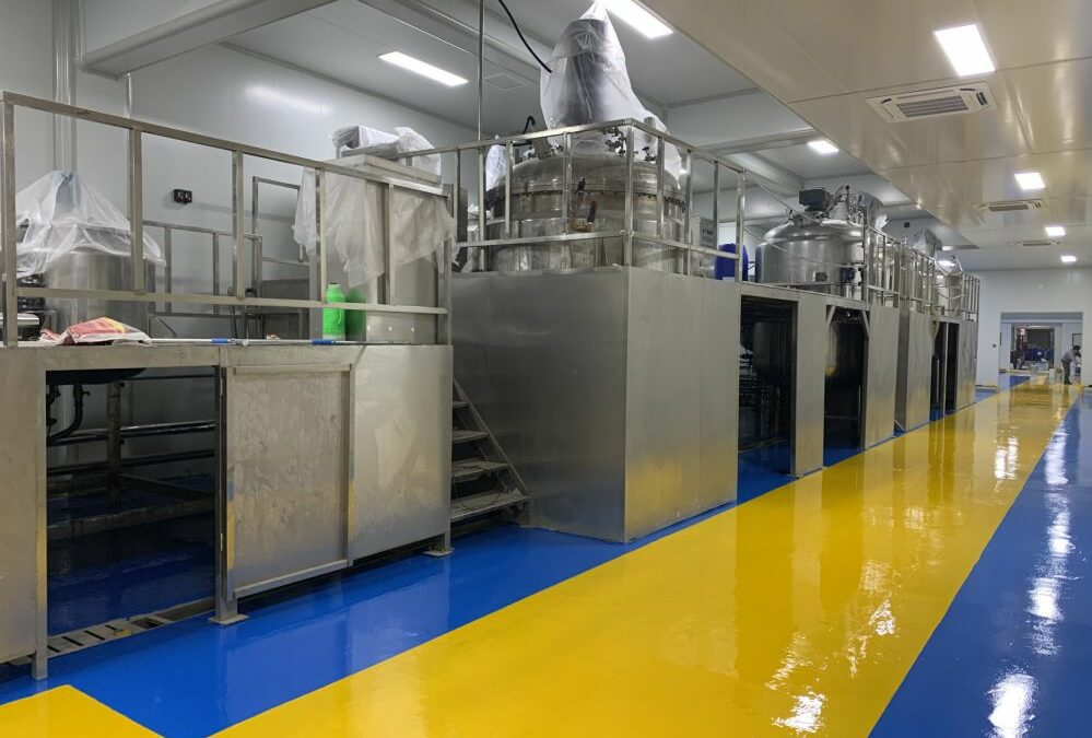 How to Choosing Cosmetic and Skin Care Contract Manufacturer